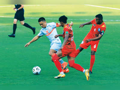 'Give Sunil Chhetri a chance and he will make you pay'