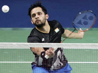 Parupalli Kashyap crashes out of Korea Open tournament