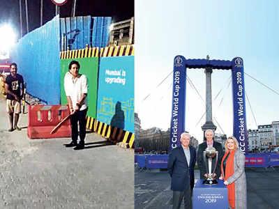 India to play gully cricket at Trafalgar Square