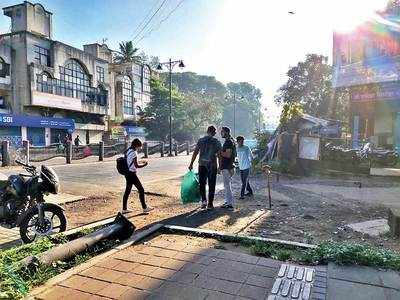 City-based techies turn to plogging as a Swachh... drive