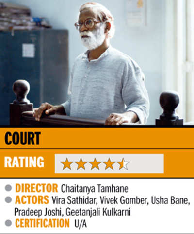 Film review: Court
