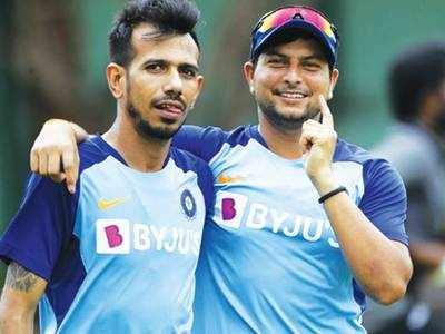 Kuldeep and I could play together until Hardik was around: Chahal