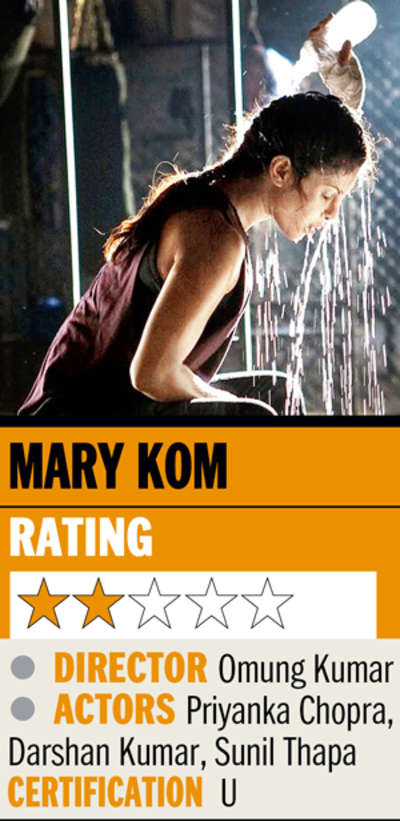 Film review: Mary Kom