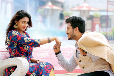 Mr Karnataka's film debut: Adarsh still sweats out building muscle, but says films need more