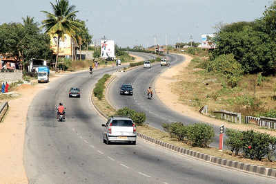 Mysore Road won't be widened so fast