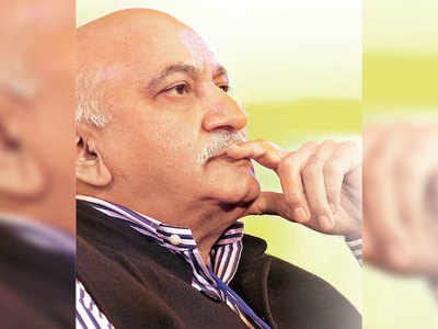 #MeToo: Government set to lose sex-pest minister MJ Akbar