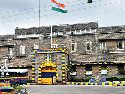 'We can't vouch for their security at Yerwada Central Jail'