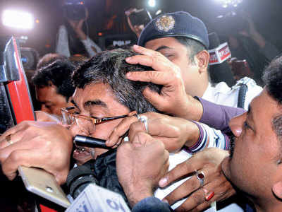 CBI team out to question police chief detained by Kolkata cops