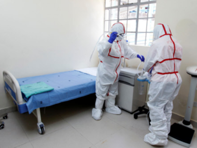 Coronavirus outbreak: Isolation ward set up at Thane civic hospital