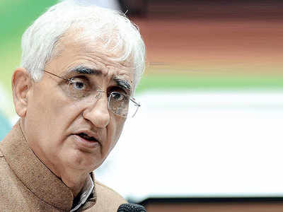 Want BCCI to win arbitration vs Pakistan: Salman Khurshid