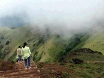 Private vehicles to be banned at Karnataka's highest peak, Mullayanagiri Hills