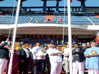 Will HQ force CM BS Yediyurappa not to unfurl the tricolour this year?