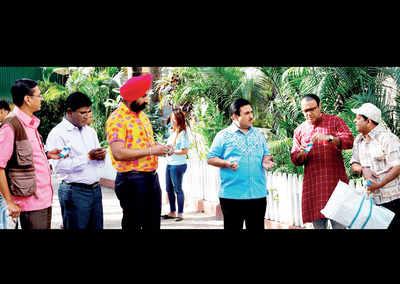 Taarak Mehta Ka Ooltah Chashmah schools viewers on hygiene