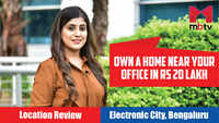Own a home near your office in Rs 20 lakh | Location Review, Electronic City