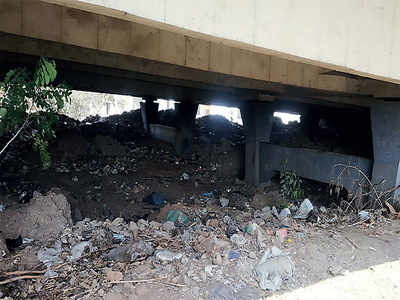 What lies beneath the KR Puram ORR flyover?