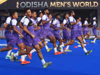 Men's Hockey World Cup 2018: Confident India to face stern Belgium today