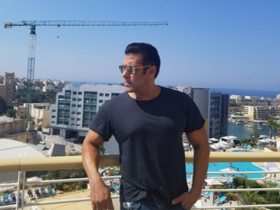 Salman Khan confirms he is not a part of Sanjay Leela Bhansali's Inshallah