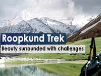 Roopkund Trek: Beauty surrounded with challenges