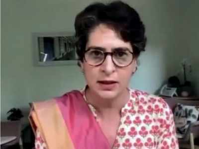 Priyanka Gandhi Vadra asked to vacate govt bungalow in Delhi by August 1
