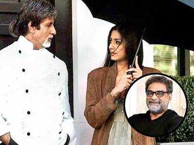 This Week That Year: R Balki reminisces shooting Amitabh Bachchan and Tabu's Cheeni Kum