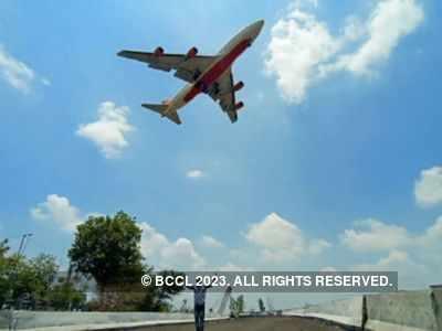 When Air India went international