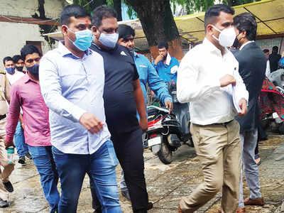 BJP leader accused of 'online supari' held in Gujarat