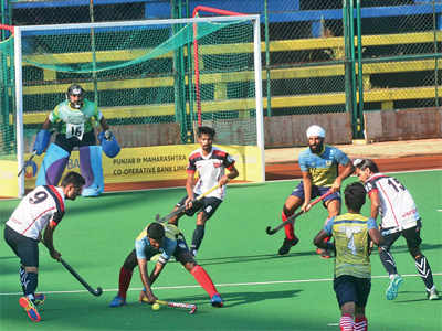 Punjab Police on reform course: Hockey team known for bad behaviour now wants to focus on game
