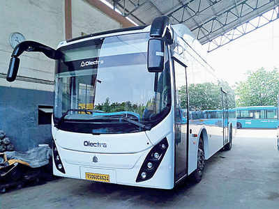 E-buses to go on trial soon