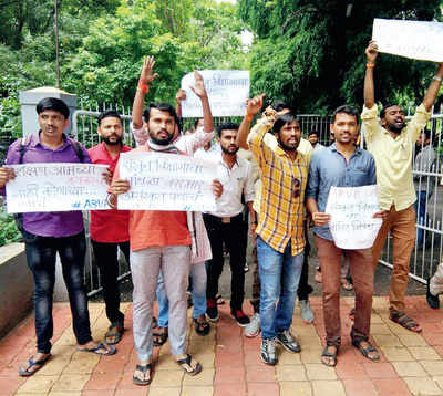 Students put Sanskrit to good use to optimise facilities at SPPU