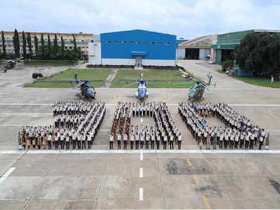 HAL rolls out 300th Advanced Light Helicopter