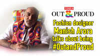 Fashion designer Manish Arora talks about being #OutAndProud