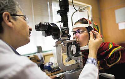 New app brings hope against blindness