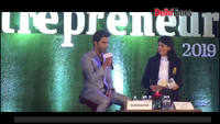 Rajkummar  Rao attended an entrepreneurship conclave in Delhi