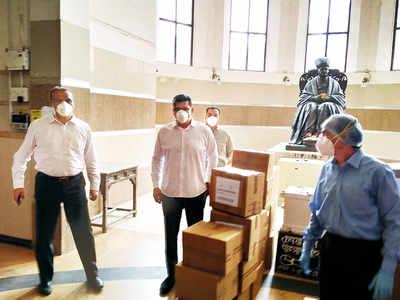 AgVa sends new ventilators to JJ, says hospital refused testing