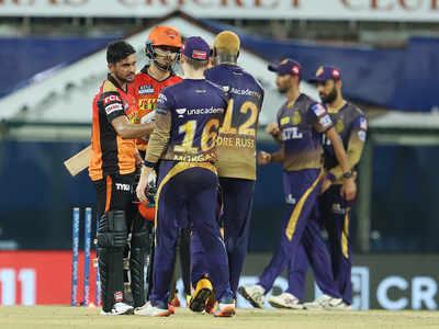 SRH vs KKR Highlights, IPL 2021: Kolkata Knight Riders beat Sunrisers Hyderabad by 10 runs