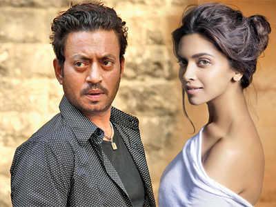Deepika Padukone, Irrfan Khan reunite for the Sapna Didi film