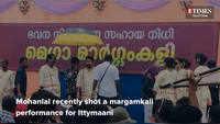 Mohanlal's Ittymaani to have 512 margamkali artistes