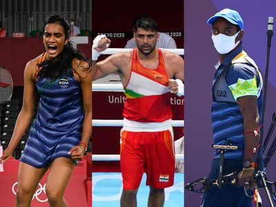 Tokyo Olympics 2021 Updates: PV Sindhu, boxer Satish Kumar enter quarters; archer Atanu Das in pre-quarters