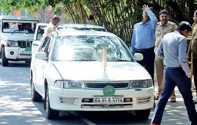 The President Ram Nath Kovind is coming