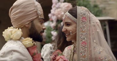 Anushka Sharma and Virat Kohli's wedding film is a hearty reminder of love