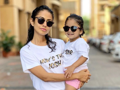Actress Manasi Parekh Gohil on motherhood and how it has changed her