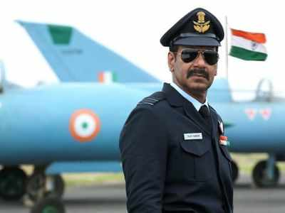 Ajay's first look from Bhuj: The Pride of India revealed