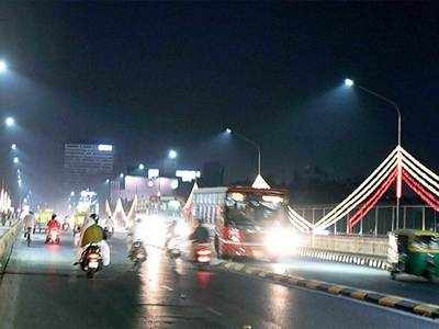 For Prez Trump's day visit, AMC to install Rs 1-cr decorative lights