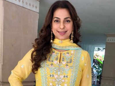 Juhi Chawla's cross-border reunion with extended family