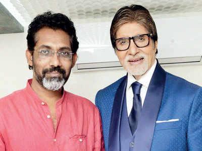 Nagraj Manjule to kick off his Hindi debut directorial, Jhund, with Amitabh Bachchan in November