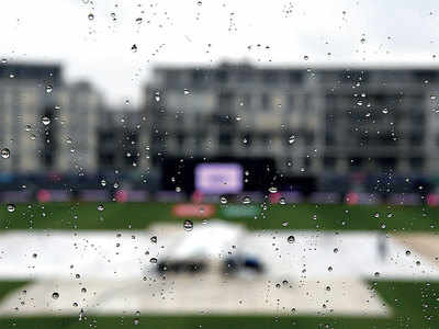Three matches washed out due to rains, will India- New Zealand face the same fate?