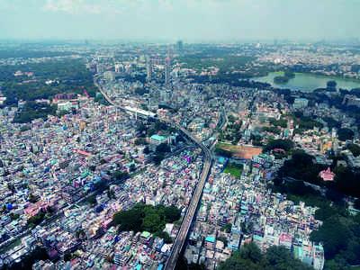 Get set for scorching growth, Bengaluru