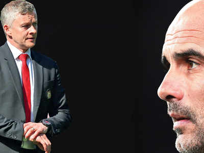 Bold Guardiola reckons Theater of Dreams has lost fear factor as City visit with title at stake