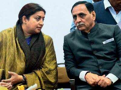 RUPANI USES 'R' WORD AT VGGS, DROPS IT LATER