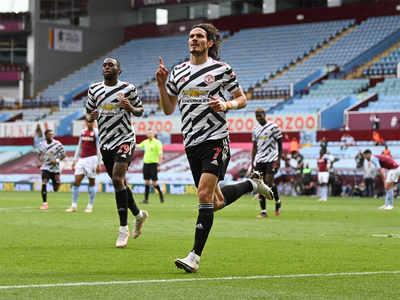 Aston Villa vs Manchester United, Premier League Score: Man United beat Aston Villa 3-1
